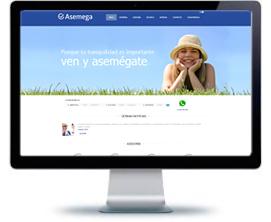Diseño páginas web Galicia porfolio tiendas online