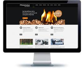Diseño páginas web Galicia porfolio diseño web