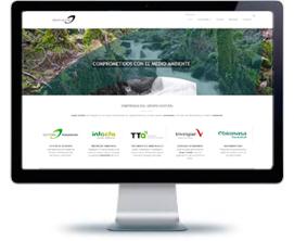 Diseño páginas web Galicia porfolio exterior