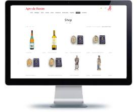 Ver portfolio diseño web Galicia tiendas online